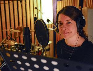 Studio 2014 – Aufnahmen zu Debütalbum «Es brennt – was tun?»