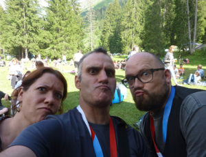 ES BRENNT – WAS TUN? live @ Open Air Rheinwald (09.07.2016) – So lang ich such