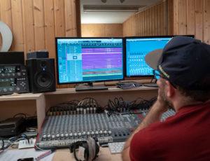 Studio 2018 – Aufnahmen EP
